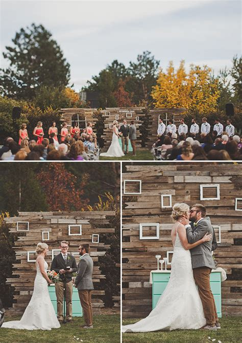 Fall Backyard Wedding Ideas with On Trend Diy Backyard Fall Wedding