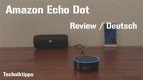 amazon echo dot review amazon echo dot review german deutsch youtube