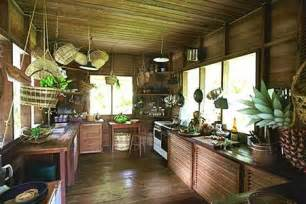Tropical Kitchen Design Tropical Decorating For Paradise Www Nicespace Me