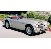 Austin Healey 3000 Mk III MotoBurg