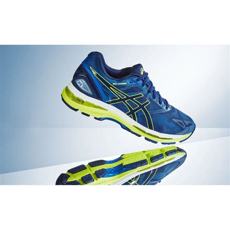 asics nimbus mens running shoes asics gel nimbus 19 mens running shoes