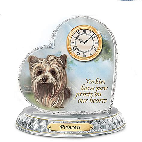yorkie cuckoo clock yorkie clocks yorkie wall and desk clocks at designerdogchecks
