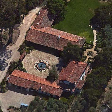 ellen degeneres house ellen degeneres house in montecito ca 4 virtual globetrotting