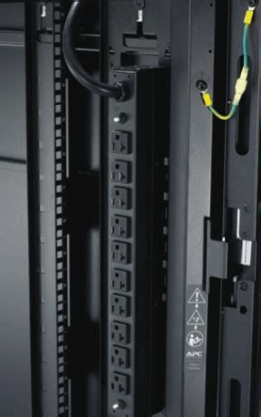 Pdu In Server Rack by Power Distribution Unit Definition From Pc Magazine