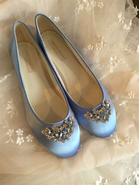 blue flat wedding shoes cinderella shoes shoes wedding shoes blue wedding