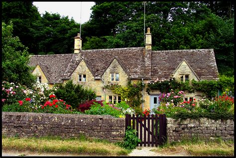 Cotswold Cottages by Cotswold Cottage By Parallel Pam On Deviantart