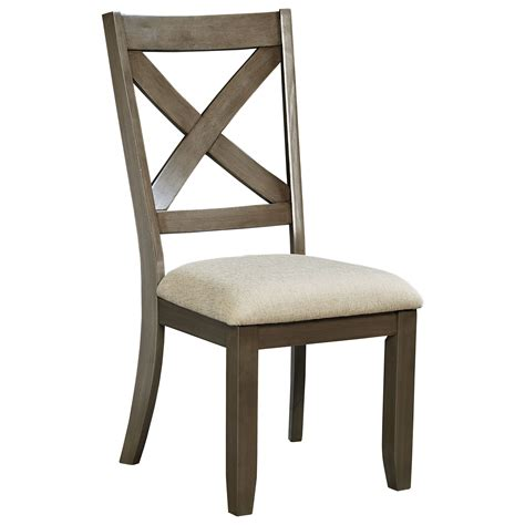upholstery omaha standard furniture omaha grey upholstered side chair with