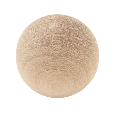 Kitchen Cabinet Knobs Home Depot by Liberty 1 1 4 In Birch Ball Wood Cabinet Knob P10506h Bir