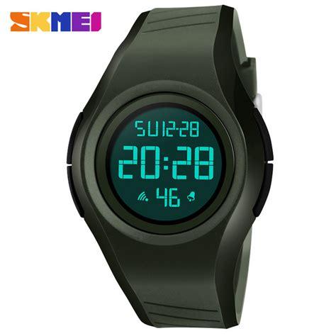 Skmei Jam Tangan Digital Dg1122s Army Green skmei jam tangan digital pria 1269 army green jakartanotebook