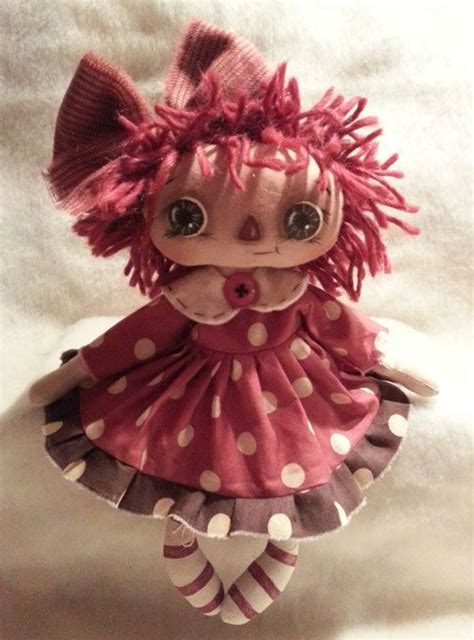 Raggedy Dolls Handmade - primitives raggedy and handmade on