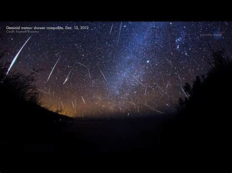 Best Meteor Shower 2014 by Best Meteor Shower Of The Year Expected On Saturday