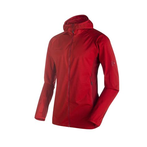 Jacket Light mammut kento light so hooded jacket softshell