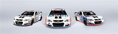 mobil 1 racing mobil 1 going three wide with stewart haas racing in