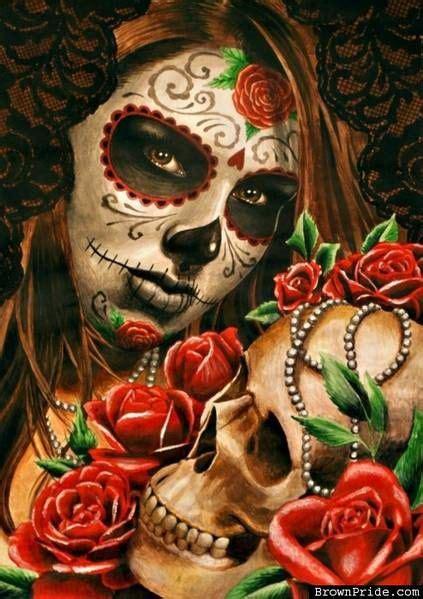 los muertos vivientes 25 846847777x las 25 mejores ideas sobre tatuajes de rosa de calavera en dibujo cr 225 neo y rosa