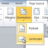 page layout in word 2010 word 2010 modifying page layout