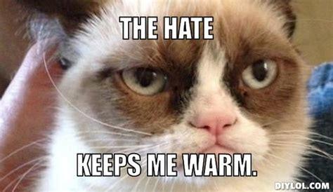 Grumpy Cat Meme Creator - my kingdom for a 1 star review the iowan