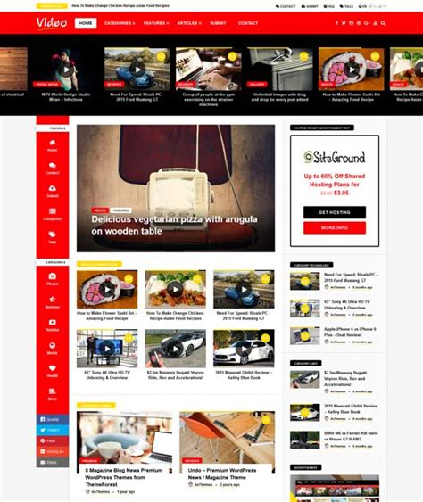 themes wordpress movie free 20 best awesome video movie themes for wordpress 2017