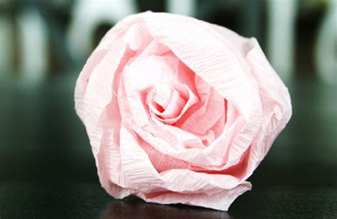 crepe paper flower ball tutorial do it yourself wedding project crepe paper rose pomanders