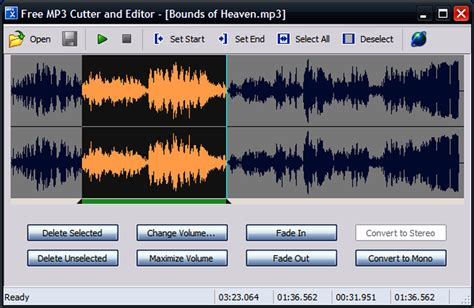 download mp3 cutter software for pc free mp3 cutter and editor 2 7 audio video photo