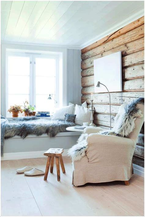 Design Your Reading Nook with Rustic Style