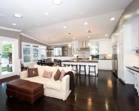 Redo Living Room Floor Five Beautiful Open Kitchen Interior Designs The Floor
