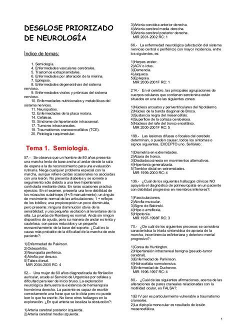preguntas y respuestas faciles preguntas y respuestas neurologia
