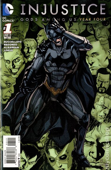 injustice books injustice gods among us year four 2015 comic books