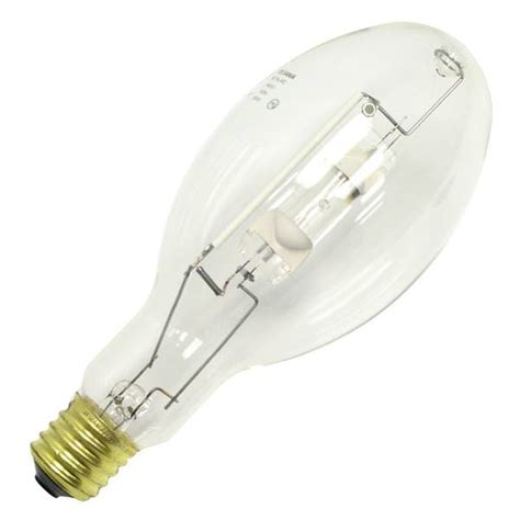 400 watt light bulb sylvania 64036 m400 u ed37 m59 s 400 watt metal halide