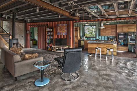 interior of shipping container homes shipping container homes