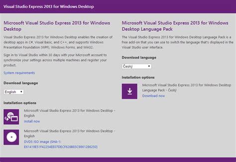 visual studio express 2013 reset settings how to install visual basic net