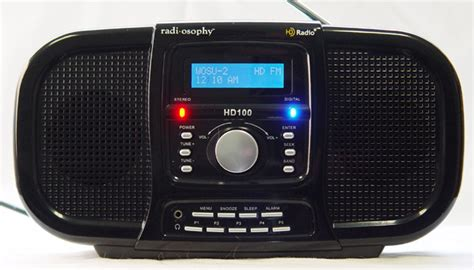Table Top Radios Radiosophy H101 Hd Radio