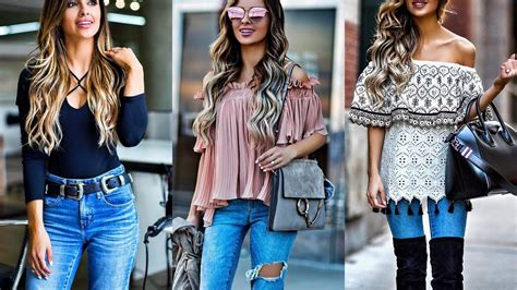 what is in style 2017 outfits que todas te van a querer copiar moda 2017 oto 209 o