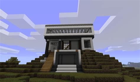 modern home design minecraft house plans and design modern house design minecraft