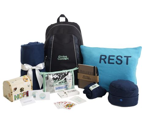 hospice comfort pack mckesson foundation to provide care packages to veterans