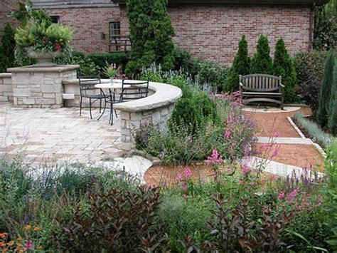 stone wall pictures  design ideas  beautify yard
