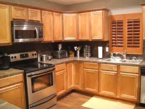 kitchen colors with dark oak cabinets organization decor beautiful furniture shape black