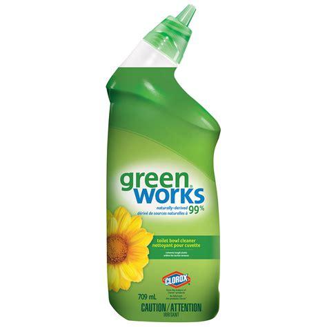 greenworks bathroom cleaner clorox green works bathroom cleaner 28 images clorox green works bathroom cleaner