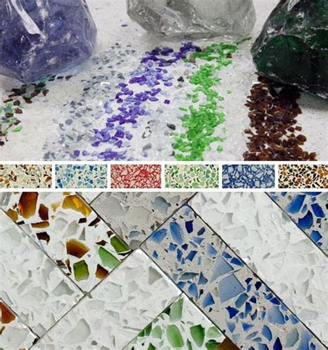 recycled marble countertops best recycled glass countertops for eco friendly kitchens