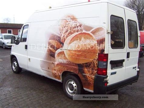 Bakery Sales by Fiat Ducato Bakery Sales Structure 1997 Traffic Construction Truck Photo And Specs