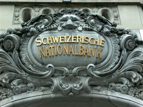 bank of switzerland the swiss national bank