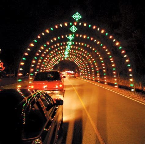 carolina drive through lights the festival of lights is the largest drive