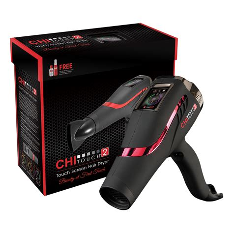Chi Touch Hair Dryer chi touch 2 dryer chi hair care professional hair care