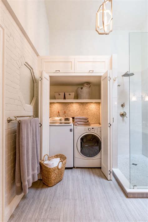 laundry in bathroom ideas lovely laundry inside bathroom bathroom laundry combo