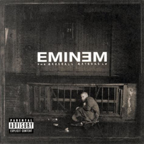 Eminem Marshall Mathers Songs by Eminem The Marshall Mathers Lp 500 Greatest Albums Of