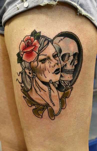 skull heart tattoo archives shortlist