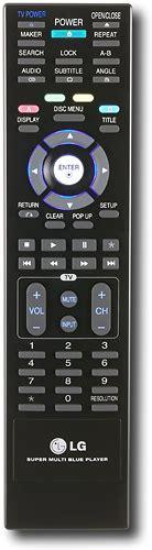Remot Remote Lg Home Theater Compo Hometheater Akb30760801 lg s bh100 hybrid hd dvd player 1 199