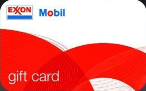 How To Use Exxon Mobil Gift Card - 100 exxon mobil gift card for 90 stacks with ebay bucks portals possible 5x