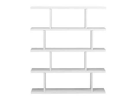 Thin White Shelf Bookcases Better Living Through Design