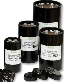 bmi capacitor 091a new yorker electronics distributing new durable non polarized motor start capacitors