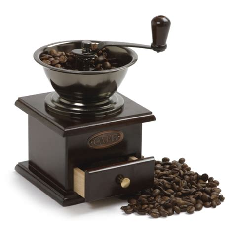 Coffee Grinder norpro vintage fancy crank coffee grinder new ebay